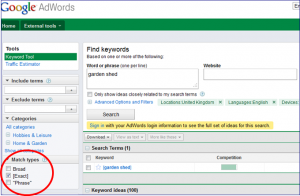 Keyword Research – Common Mistakes