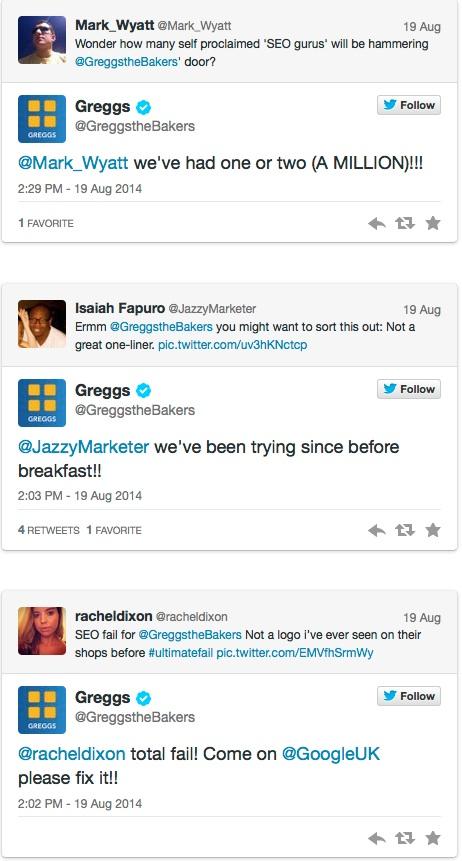 Gregs social media win