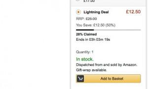 Amazon timer