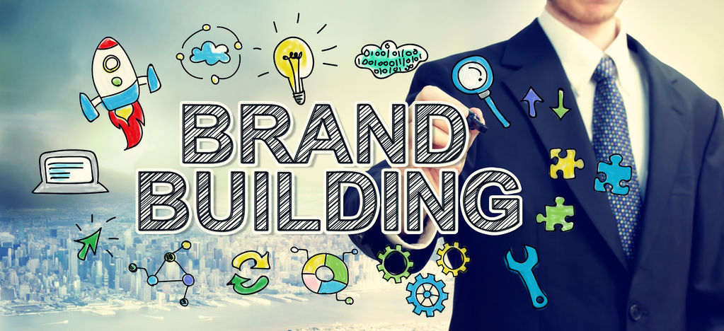 Brand Building through content